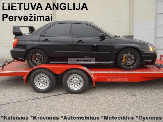 Krovinių gabenimas į/iš Lietuvos, Vokietijos, Olandijos, Belgijos, Prancuzijos, Anglijos bei Škotijos!!!-alioskelbimai