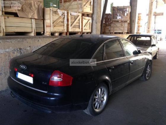 Parduodama Audi A6-alioskelbimai