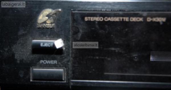 Parduodami deveti mc - audio kasetiniai,cd- kompaktiniu disku grotuvai, vhs- video kaseciu grotuvai .-alioskelbimai