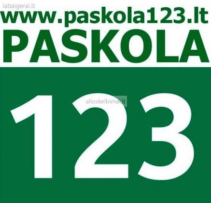 Paskola 123, Greitos Paskolos Be Užstato Visą Parą Internetu  Paskola123.lt - greitos paskolos internetu-alioskelbimai
