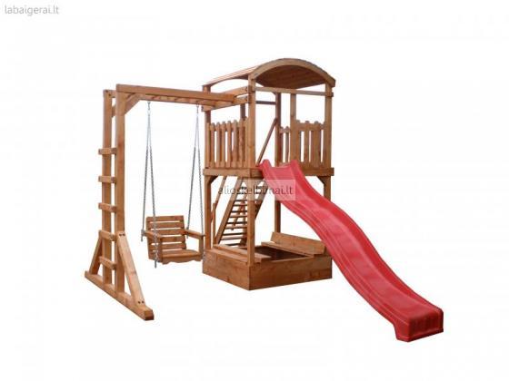 Vaikų žaidimo aikštelės