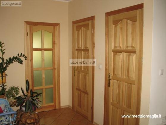 Vidaus durys-alioskelbimai