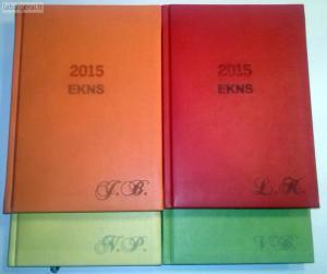 2016 metų darbo knygos ir kalendoriai