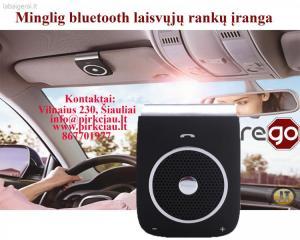 NAUJIENA Laisvųjų rankų įranga Mingling Bluetooth Comfort