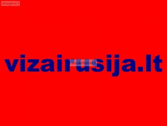 PIGIOS VIZOS Į RUSIJĄ