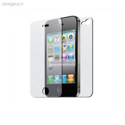 Apple iPhone apsauginės plėvelės tik 1,45 €-alioskelbimai