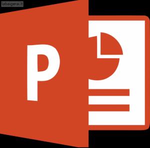 Kuriame PowerPoint prezentacijas