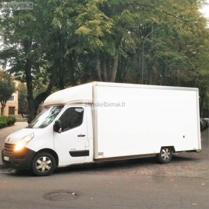 Skubus krovinių pervežimas Vilniuje 12 Eur/val.-alioskelbimai