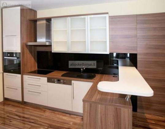 Šiuolaikinių ir nebrangių virtuvės baldų projektavimas ir gamyba-alioskelbimai