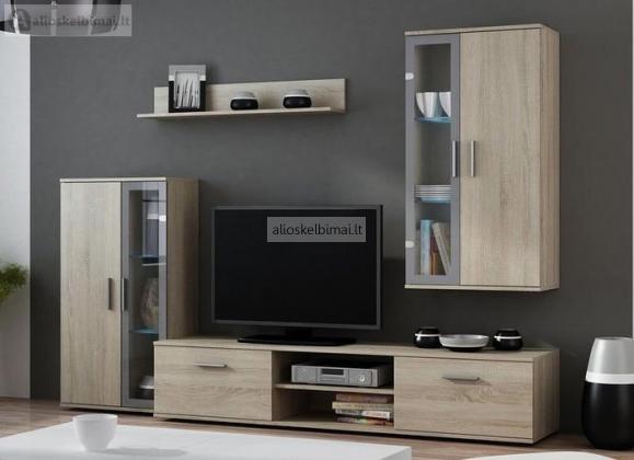 Stilingų svetainės baldų gamyba pagal kliento lūkesčius-alioskelbimai