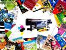Dizaino paslaugos, maketavimas, reklamos kūrimas