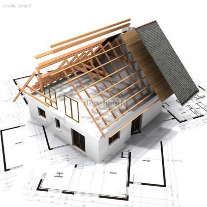 Stogų dengimas, fasadų šiltinimas, trinkelės-alioskelbimai