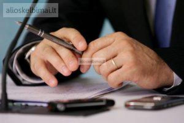 ŽŪB steigimo paslaugos-alioskelbimai