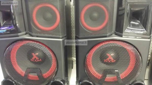 Parduodu muzikinį centrą - Lg Cm9750-alioskelbimai
