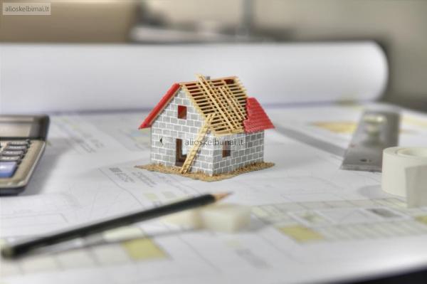 Visi murinimo,betonavimo,stogo,santechnikos darbai-alioskelbimai