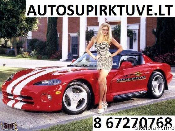 SUPERKAME AUTOMOBILIUS Greitai ir Patikimai Rinkos Kaina 867270768-alioskelbimai