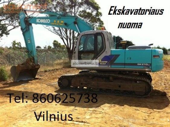 Vezame zvyra, smeli, skalda, juodzemi, augalini 860625738 Vilnius