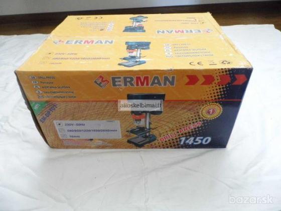 Naujos galingos Erman gręžimo staklės