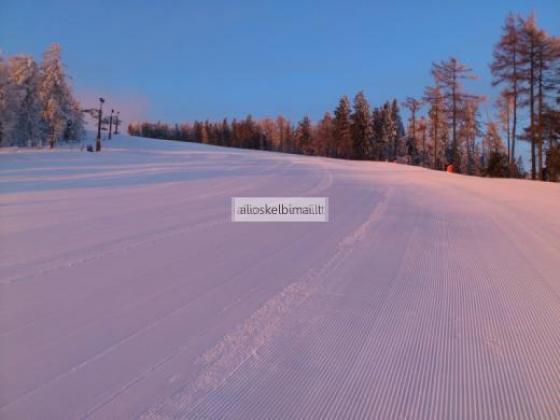 Slidinėjimo kelionė Szczyrk Mountain Resort gruodžio 16-22 d. su maitinimais! Tik 199 eur.