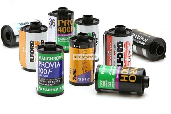Fotojuostų skenavimas ir nuotraukų apdorojimas-alioskelbimai