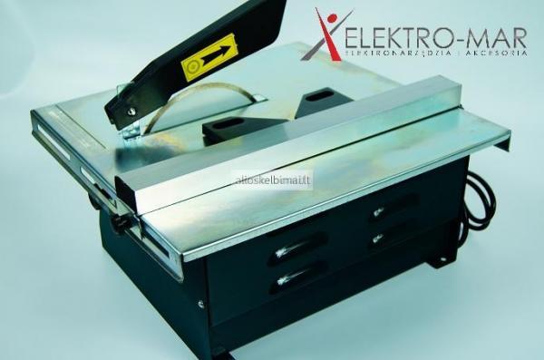 Naujos Eurotek staklės skyrtos plytelėms pjauti.-alioskelbimai