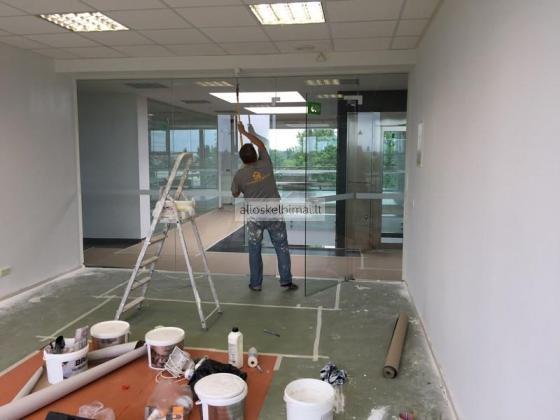 Gamyklų ir patalpų remontas dažymas-alioskelbimai