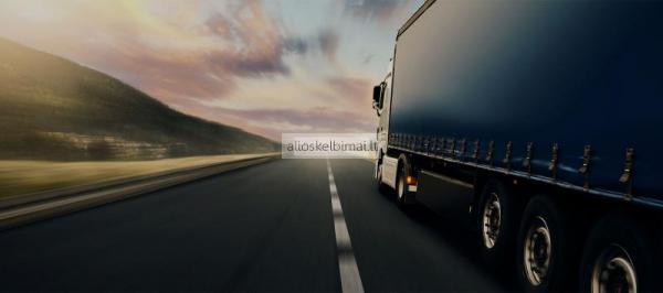 Vairuotojai B,C,CE kat.-alioskelbimai