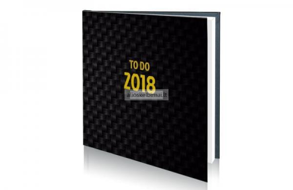 2018 metų tikslų knyga-alioskelbimai