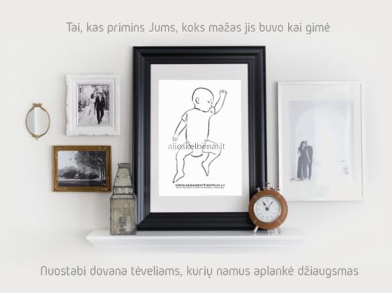Naujiena Lietuvoje, pati nuostabiausia interjero detalė susilaukus naujagimio.-alioskelbimai