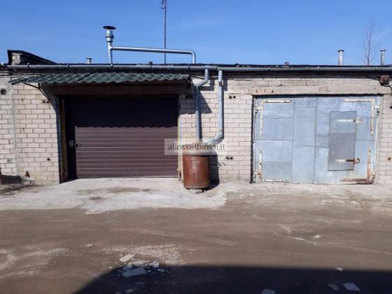 Garažas-alioskelbimai