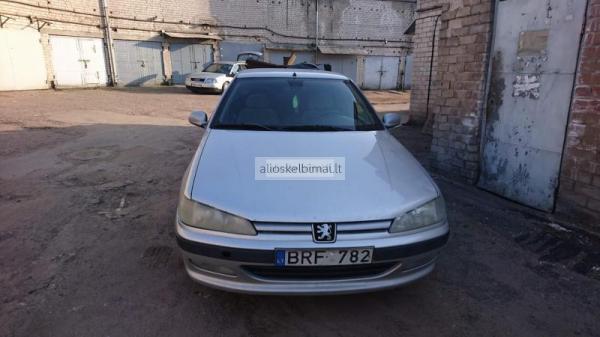 Peugeot-alioskelbimai