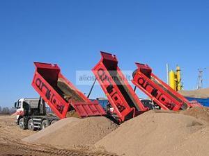 Smėlis, žvyras, žvyras betonavimui, žvirgždas, dolomitinė skalda, gruntas