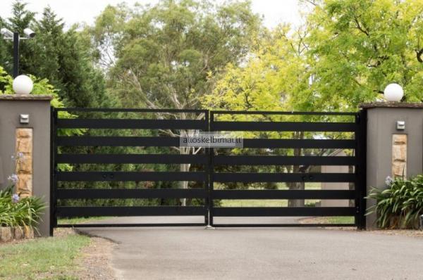 Gaminame metalinius vartus, laiptus, turėklus ir kitas konstrukcijas-alioskelbimai
