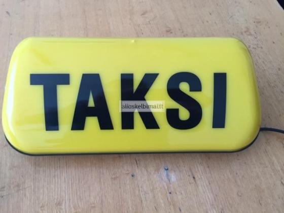 Taksometras T-Tiny. Taksi plafonai.Taksi įranga