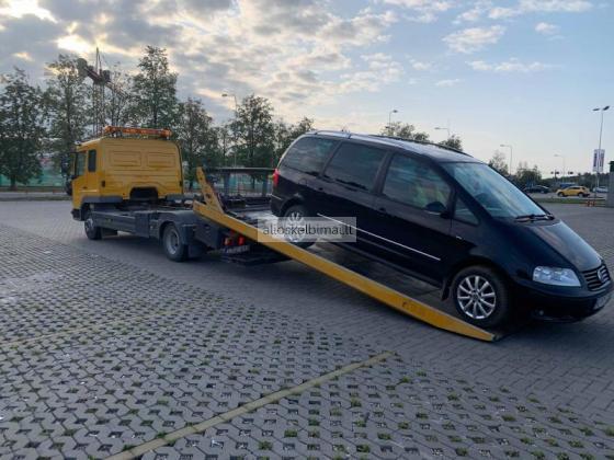Tralas Vilniuje | Technine pagalba kelyje-alioskelbimai