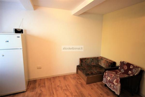2 kambarių butas Žaliakalnyje Kaune už 29000 eurų