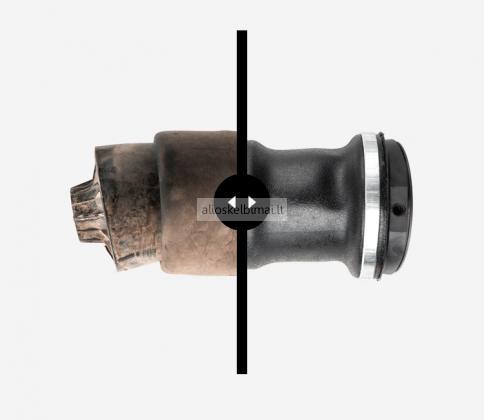 Pneumatine pakaba remontas Amortizatoriai kompresoriai pagalves Airmatic