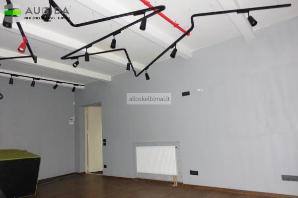 Vilnius, Naujamiestis, Švitrigailos g., biuro, prekybinės, paslaugų, sandėliavimo, maitinimo, kita paskirties patalpos nuomai