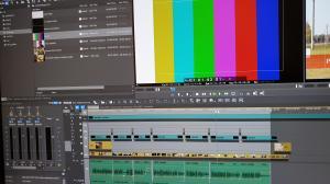 Videomontažas. Filmų gamyba