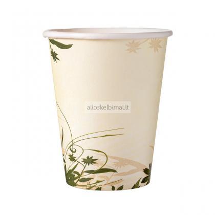 Popieriniai vienkartiniai puodeliai; Kartoninė pakuotė; Spauda