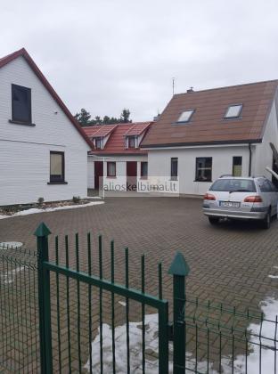 Palangoje prie jūros parduodamas namas